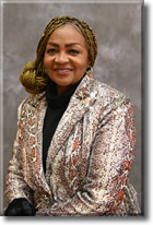 Dr Priscilla Ratcliff-Associate Minister